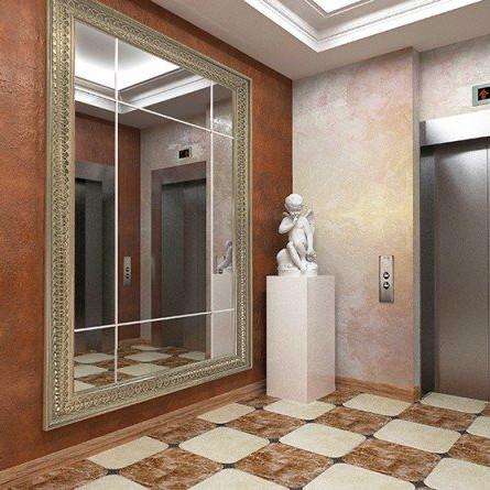 ЖК ArtStudio, холлы, отделка